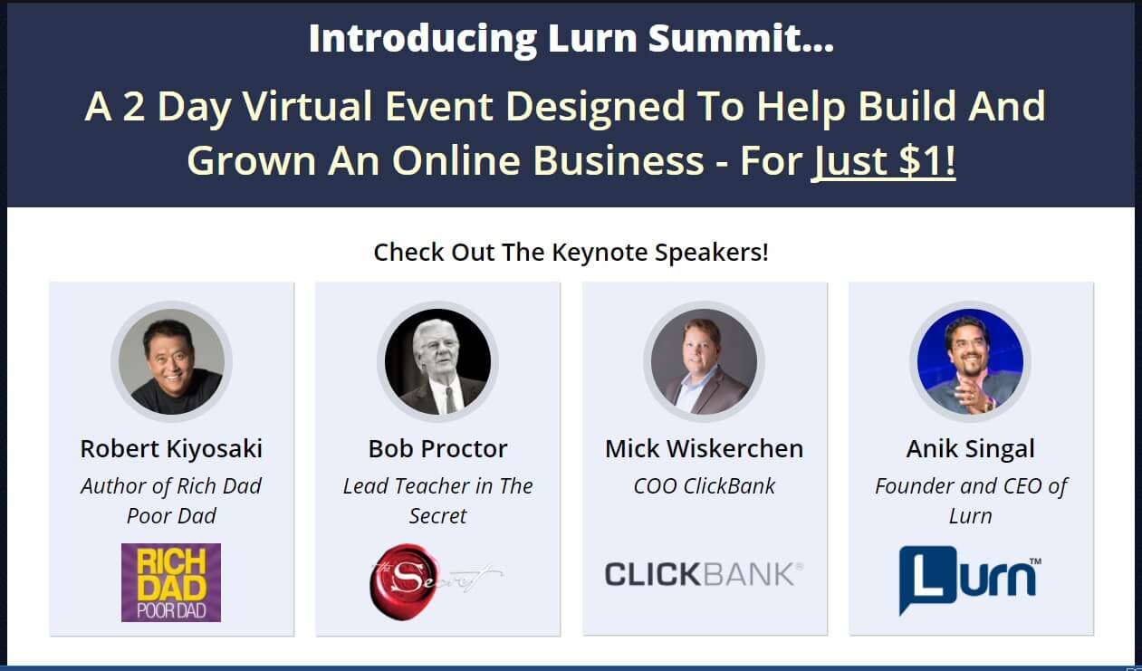 Lurn Virtual Summit
