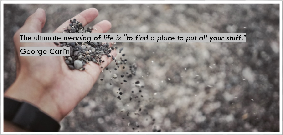 You dont have to know the meaning of life to enjoy it fully