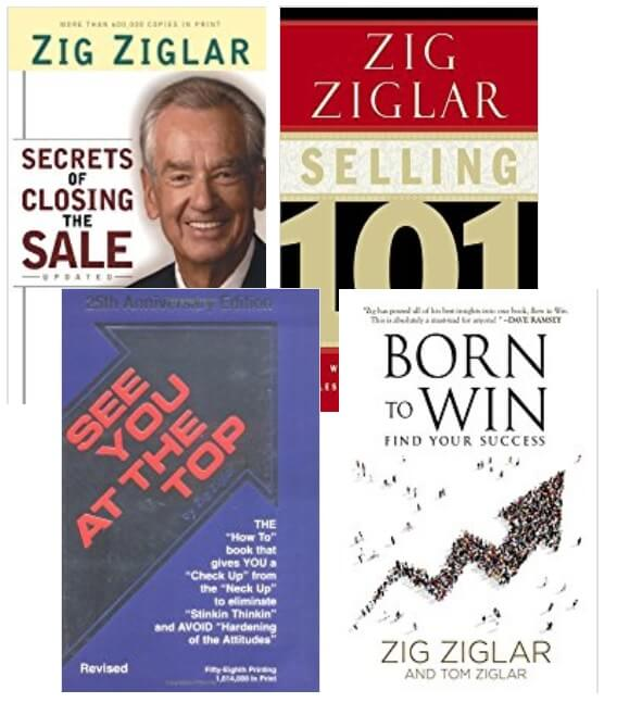 Zig Ziglar's Collections
